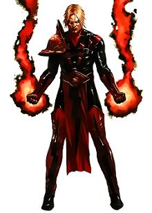 Figura Adam Warlock guardianes de la galaxia