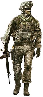 Figura Call of Duty