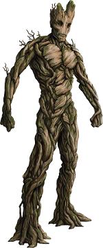 Figura Groot guardianes de la galaxia
