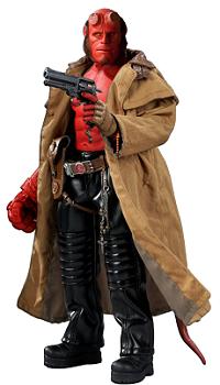 Figura Hellboy