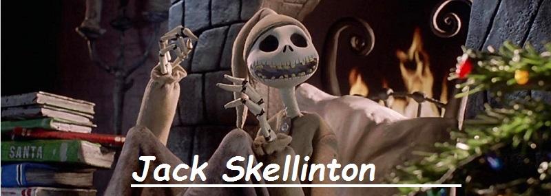 Figura Jack Skellinton