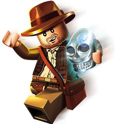Figura Lego de Indiana Jones