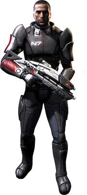 Figura Mass Effect