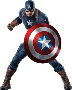 Figura de Capitan America