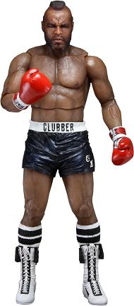 Figura de Clubber de la película Rocky