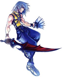 Figura de Riku Kingdom Heart