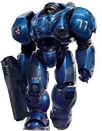 Figura de StarCraft