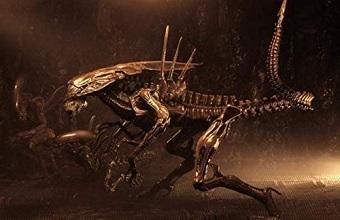 Figura de acción Alien Reina queen