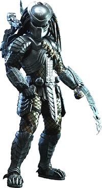 Figura de accion predator coleccionable