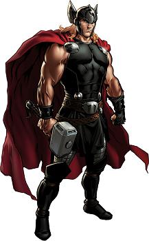 Figura de superhéroe Thor