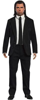 Figura de vincent Vega en Pulp Fiction