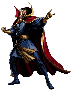 Figura doctor strange comic