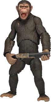 Figura mono del planeta de los simios