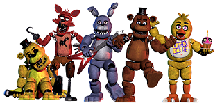 Figuras Five Nights at Freddy's