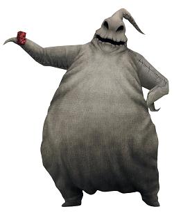 Figuras Oogie Boogie Boogeyman