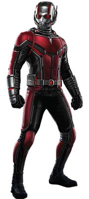 Figuras de Ant Man