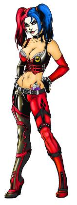 Figuras de Harley Quinn