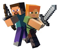 Figuras de Minecraft