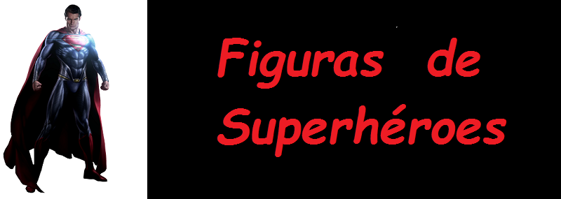 Figuras de Superhéroes