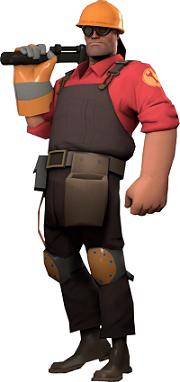 Figuras de Team Fortress