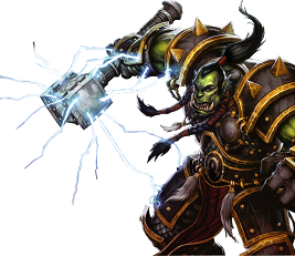 Figuras de World of Warcraft