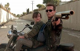 John Connor en terminator 2