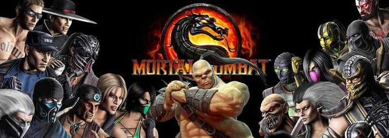 Mortal kombat figuras de accion del juego
