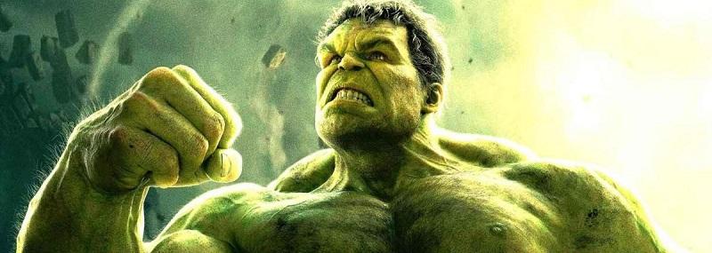 Personaje Hulk La masa
