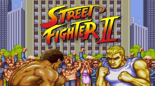 Presentacion Street fighter II