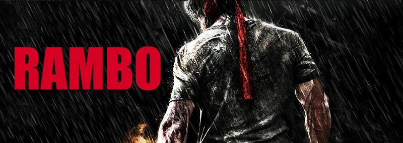 Rambo figuras de accion John Rambo