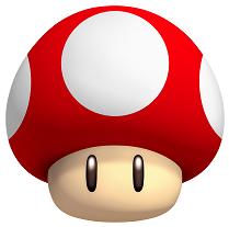 Seta de Super Mario Bros