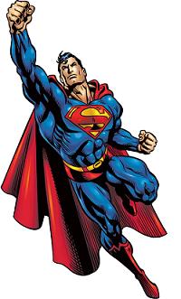 Superman de los comic