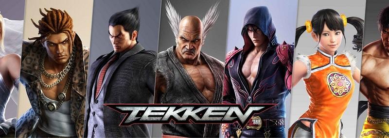 Tekken figuras de accion del videojuego
