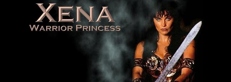 Xena la princesa guerrera figuras de accion