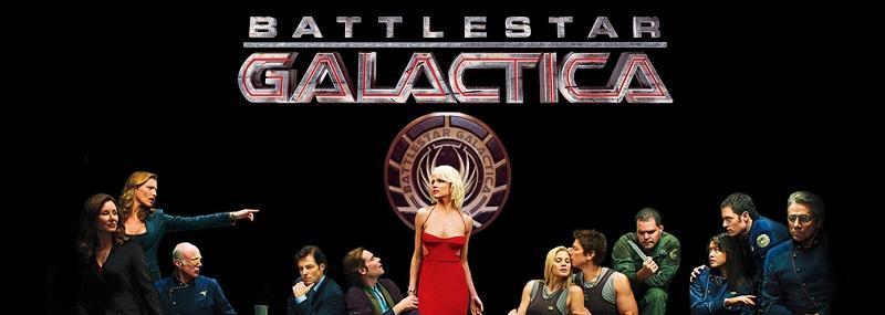 battlestar galactica figuras coleccionables de la serie