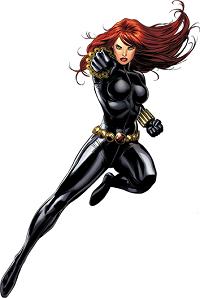 figura de Black Widow