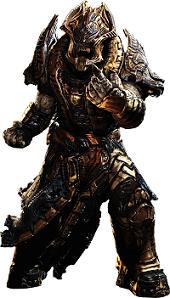 figura de Gears of War