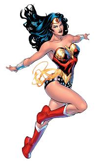 figura de Wonder Woman
