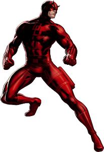 figura de daredevil