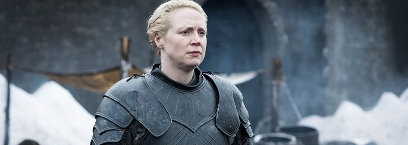 Brienne de Tarth juego de tronos