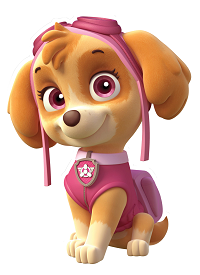 Figura de la patrulla canina