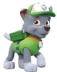 Figura patrulla canina