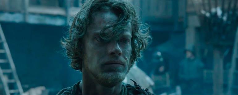 Theon Greyjoy juego de tronos