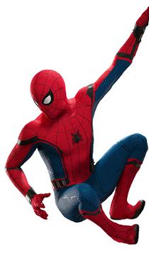 figura hombre araña